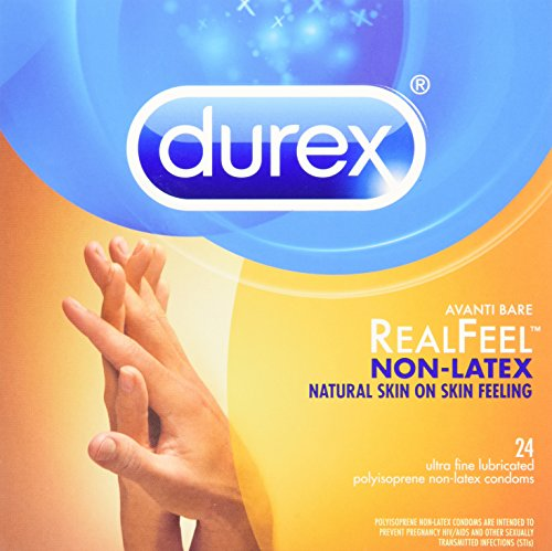 Durex Avanti Polyisoprene Lubricated Condoms product image