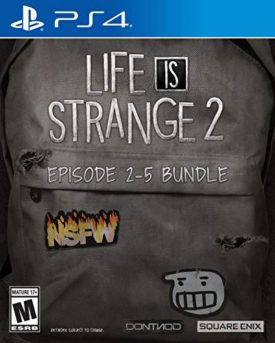 - Life is Strange 2 - Episode 2-5 Bundle, PS4