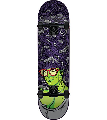 Creature Skateboard Complete Babes Lg 8.8″ Tensor Assembled