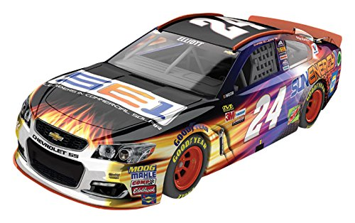 Lionel Racing Chase Elliott # 24 SunEnergy1 2017 Chevrolet SS 1:64 Scale ARC HT Official Diecast of the NASCAR Cup Series. by Lionel Nascar Collectables