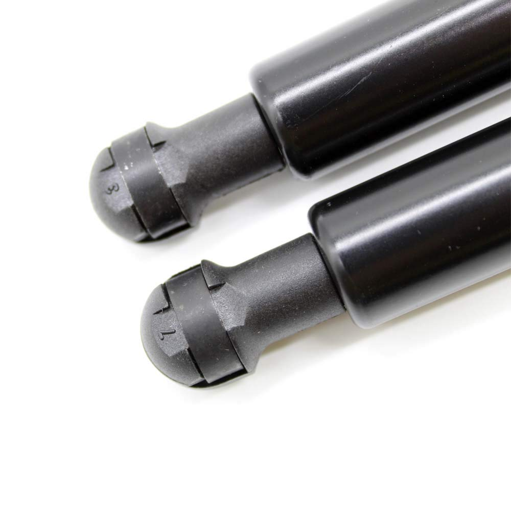 2 unidades JINGLINGKJ GS10399 90450BU000 V380075 soporte de elevaci/ón de gas para puerta trasera elevable