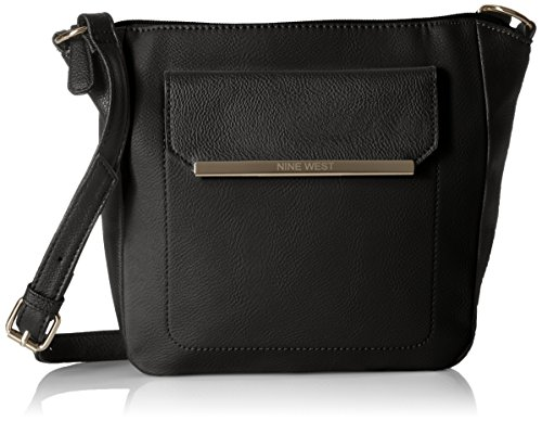 West Nine Mini Mini Bag (Nine West Mini Bar Crossbody, Black)