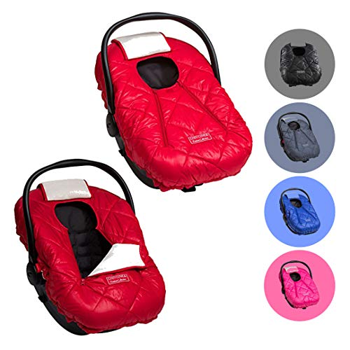 car seat canopy red color - 4