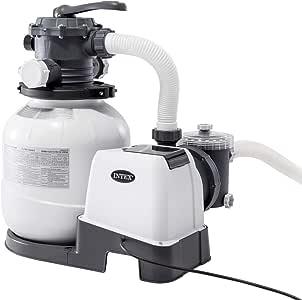 Intex 26646 - Depuradora de arena 7.900 litros/hora 12