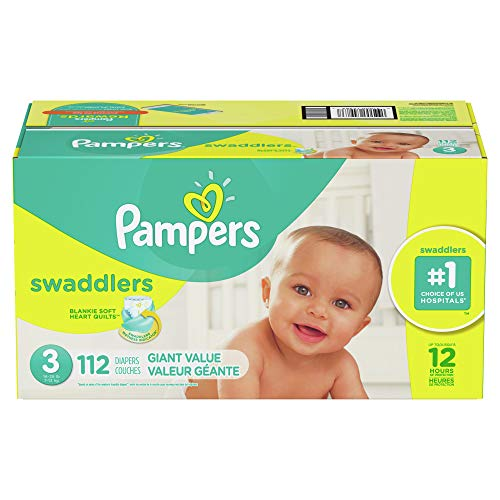 The 10 best pampers cruisers size 3 28 count 2020