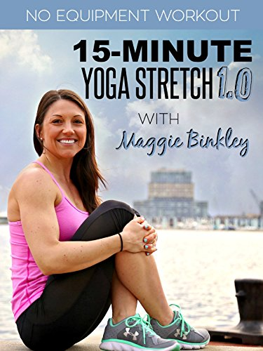 15-Minute Yoga Stretch 1.0 Workout (Best Weekly Workout Routine)