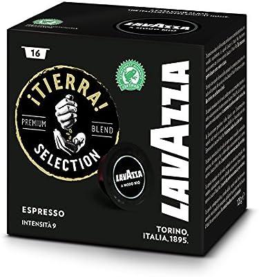 Lavazza a Modo Mio Tierra Café - Paquete de 2 x 16 cápsulas ...