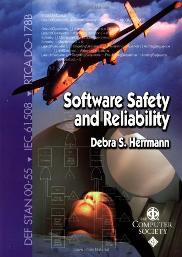 Software Safety and Reliability: Techniques, Approaches, and Standards of Key Industrial Sectors by Brand: Wiley-IEEE Computer Society Pr