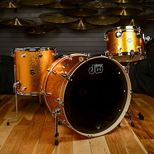 DW Performance 13/16/24 3pc Kit Gold Sparkle
