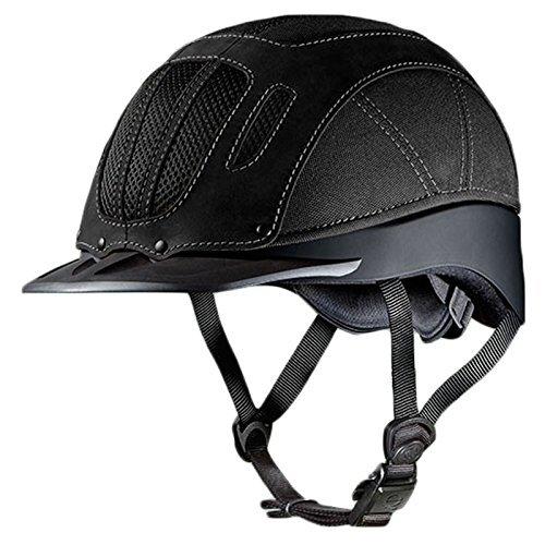 Troxel Sierra Performance Helmet, Black, ()