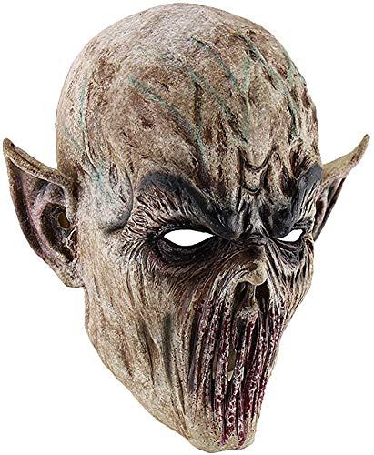 Scary Halloween Monster Masks (Halloween mask The Evil Dead Cosplay Props Horrific Demon Alien Bloody Monster)
