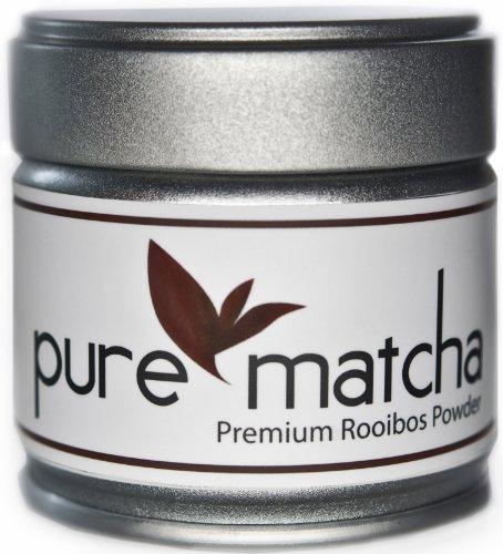 Pure Matcha, Premium Organic Rooibos Powder