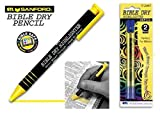 Yellow Dry Bible Highlighter Pen With Yellow Bible Dry Highlighter Refills (1)