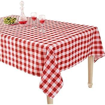 60 X 104 Tablecloth Simple White Lace Emilia Tablecloth
