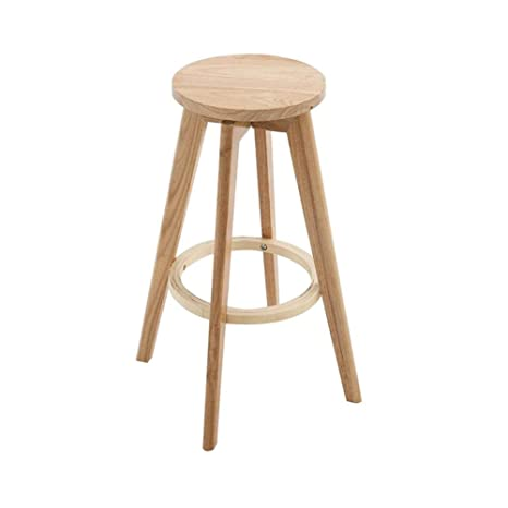 Swell Wooden Swivel Bar Stools Modern Sponge Soft Seat Backless Gmtry Best Dining Table And Chair Ideas Images Gmtryco
