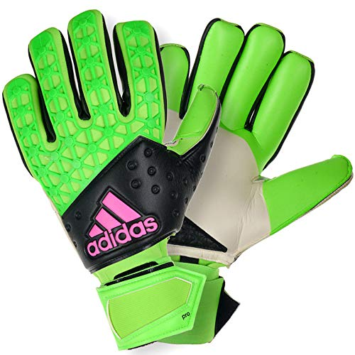 adidas Performance Adults Ace Zones Pro Soccer Goalkeeper Gloves - 9.5