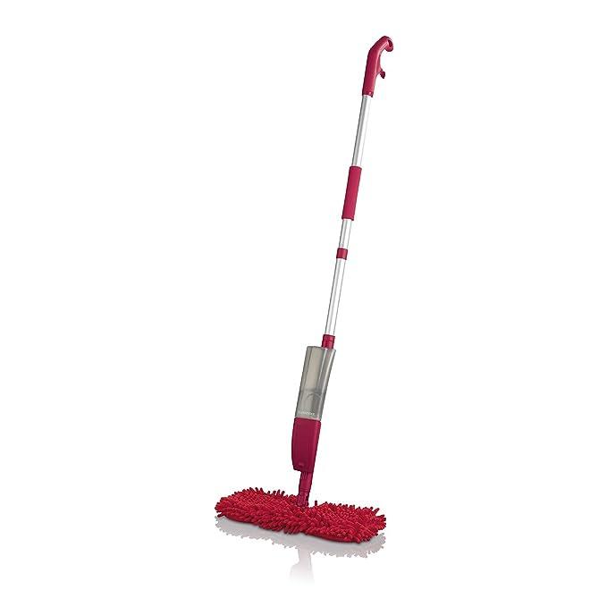 13 opinioni per cleanmaxx Spray Mop, Scopa Mocio
