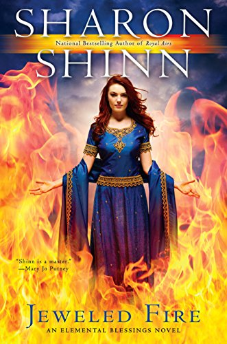 Jeweled Fire (An Elemental Blessings Novel Book 3)