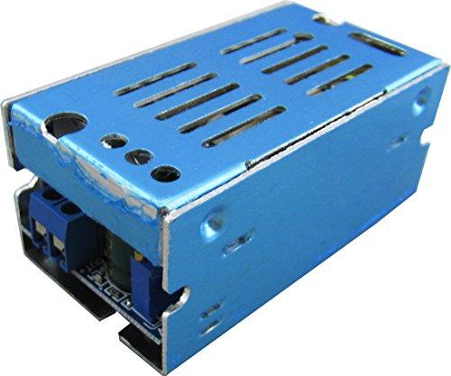 Yeeco 10A DC / DC-Aufwärtswandler Regler 8-40V um 12-60V 90W Netzteil Modul für Auto-Laptop Stufenlos Boost-Step-up Brett