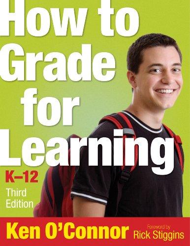 How to Grade for Learning, K-12: Volume 3
