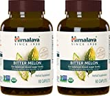 Cheap Himalaya Organic Bitter Melon/Karela, 60 Caplets for Glycemic, Pancreatic Support & Weight Management 660mg (2 Pack) 2 Month Supply
