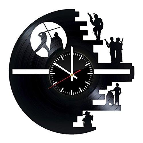 with Star Wars Clocks design