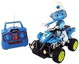 NKOK Gutsy Smurf ATV Rider