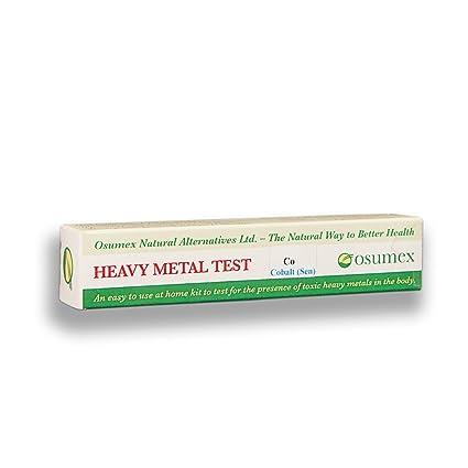 osumex Kit de prueba de cobalto: Amazon.es: Salud y cuidado ...