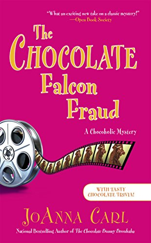 The Chocolate Falcon Fraud (Chocoholic Mystery Book 15)