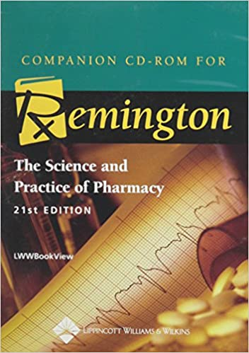 Pharmacy ebook reviews & download: remington the science and.