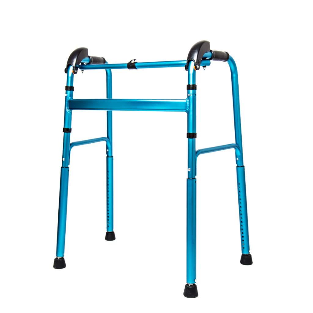 楽天 折りたたみポータブルショッピングカートアルミウォーキングフレーム階段を上げることができます home、サイズ:66x45x76-96cm Ailin Ailin home B07GVJ3Q59 B07GVJ3Q59, fabric BLUE:f98dc437 --- a0267596.xsph.ru