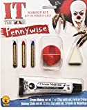 Rubie's Costume Men's It Pennywise Adult Make-Up Kit, Multi, One Size