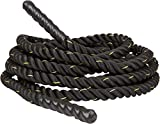 Trademark Innovations Strength & Core Training Battle Rope, 1.5″ x 50′ For Sale