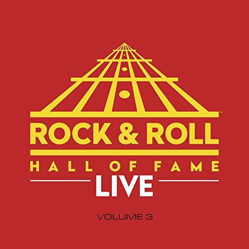 The Rock And Roll Hall Of Fame: Volume 3 Limited Edition (180 Gram White w/ Black & Blue Swirl Vinyl)