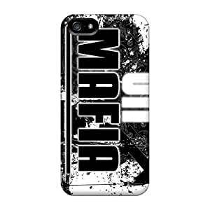 Iphone 5/5s PQP9826Fhgs Support Personal Customs HD Queen Skin Best Hard Phone Covers -AnnaDubois