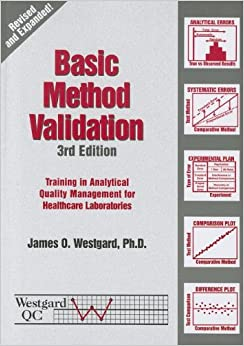 Basic Method Validation: Training in Analytical Quality Management for Healthcare Laboratories