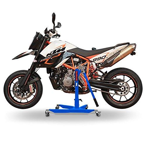 ConStands Power Classic-Zentralst/änder f/ür KTM 990 Supermoto SM//R 08-13 Blau Motorrad Aufbockst/änder Heber Montagest/änder