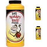 Anti Monkey Butt Anti Friction Powder with 2 Travel Size Bottles