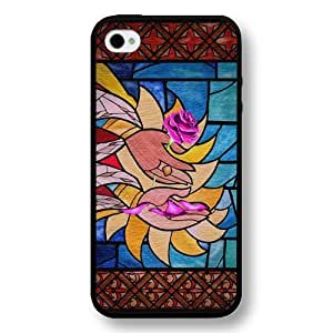 Disney Princess Belle - Beauty and The Beast, Personalized Hard Plastic For SamSung Galaxy S3 Case CoverBlack