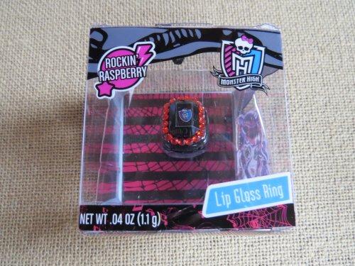 (Monster High Operetta Lip Gloss Ring)
