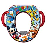 "Mickey Mouse ""Mickey Capers"" Soft Potty Seat"