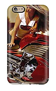 For Iphone 6 Premium Cases Covers Pure Well Bikes Girls Protective Cases