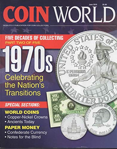 Coin World Magazine, June 2010 (Vol 51, Issue 2617)
