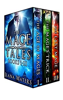 The Mage Tales: Books 1-3 by [Waters, Ilana]