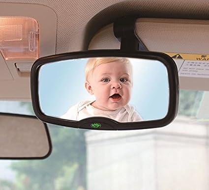Auto-Sicherheitsspiegel mit Saugnapf Rückspiegel Auto Kindersitze Baby Kinder