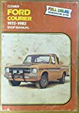 Ford Courier 1972-1982 Shop Manual
