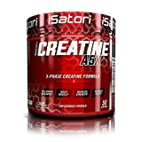 iSatori CREATINE A5X Advanced 5-Phase Creatine for Muscle, Strength and Recovery – Unflavored / 50 Servings Review