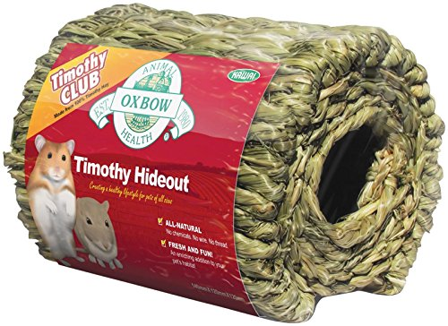 OXBOW PET PRODUCTS 448008 Timothy Hideout for Pets