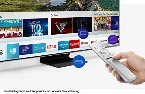 Samsung GQ55Q90RGTXZG 138 cm (55 Pulgadas) Plano QLED TV Q90R (2019): Amazon.es: Electrónica