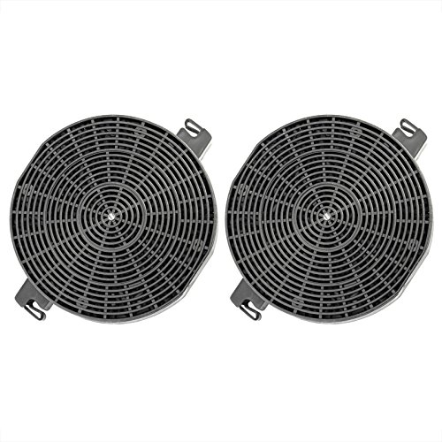 AKDY Carbon Filters for Ductless/Ventless Option Easy Installation Replacement for Range Hood Find Filter Match Your Range Hood in Description Part